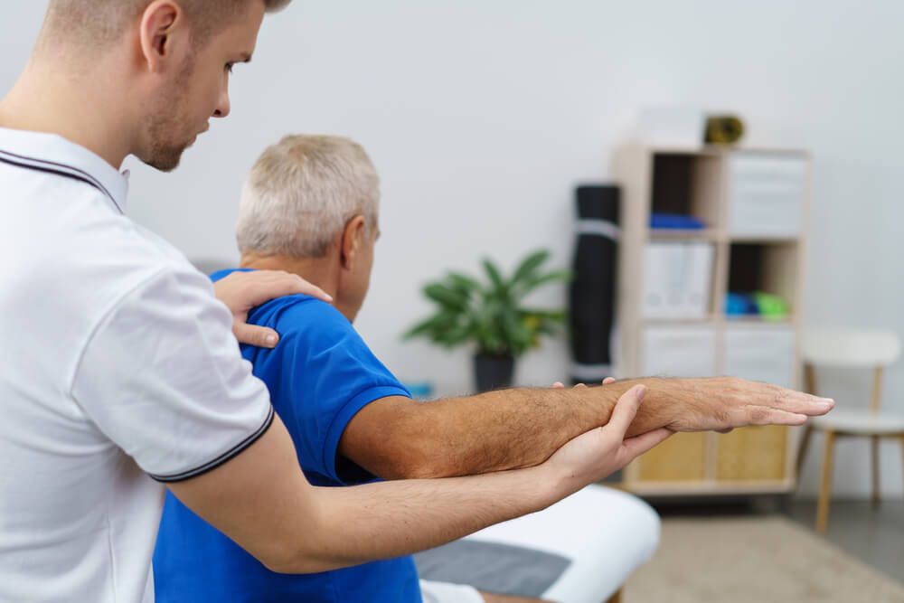 geriatric rehab treatments
