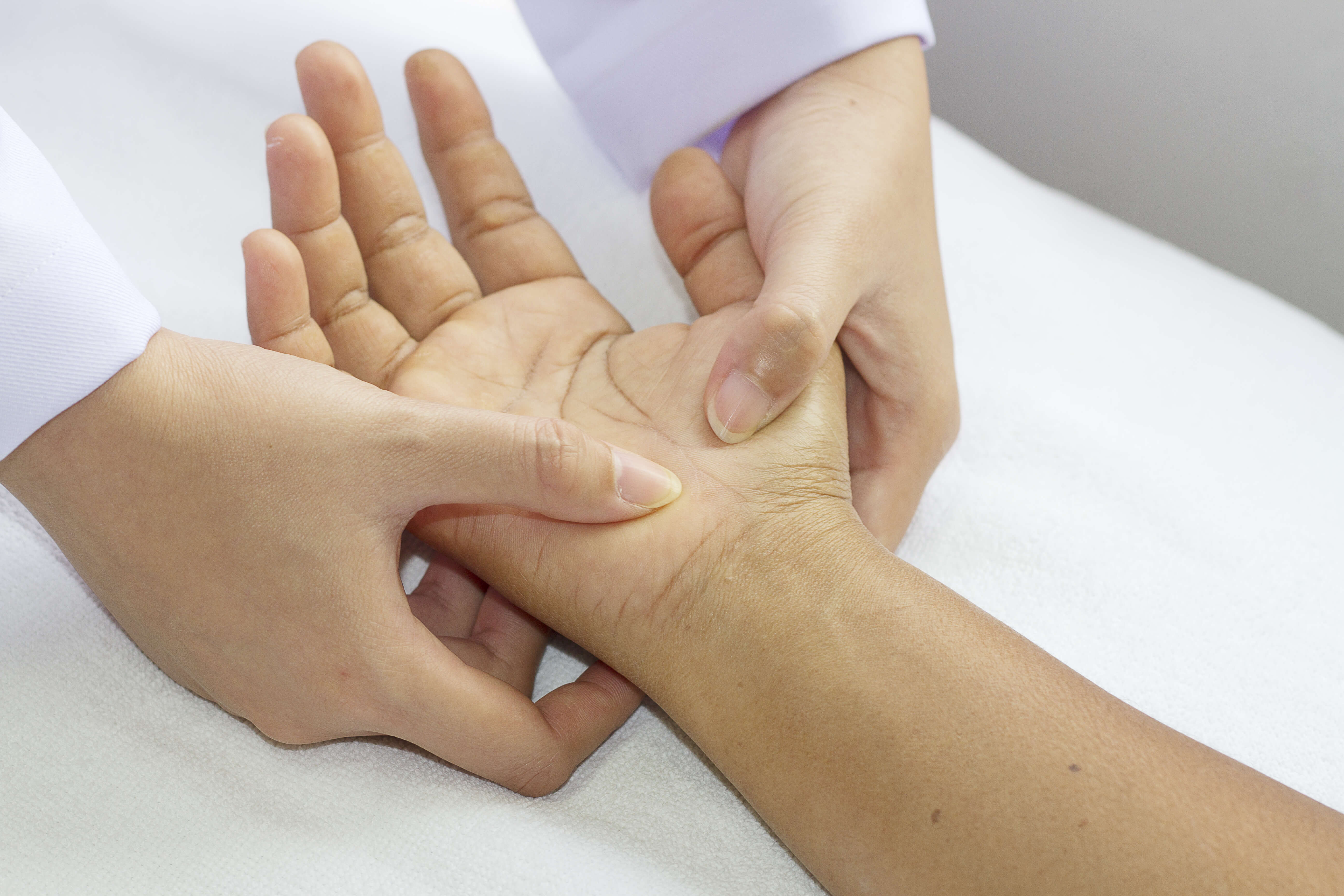 Treating Hand Pain