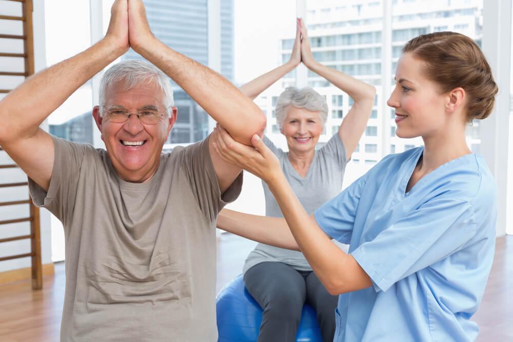 geriatric rehab