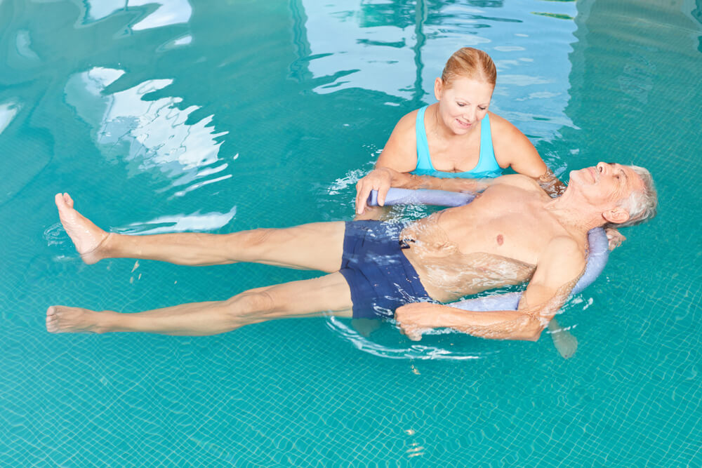 Aquatic Physical Therapy Near Me